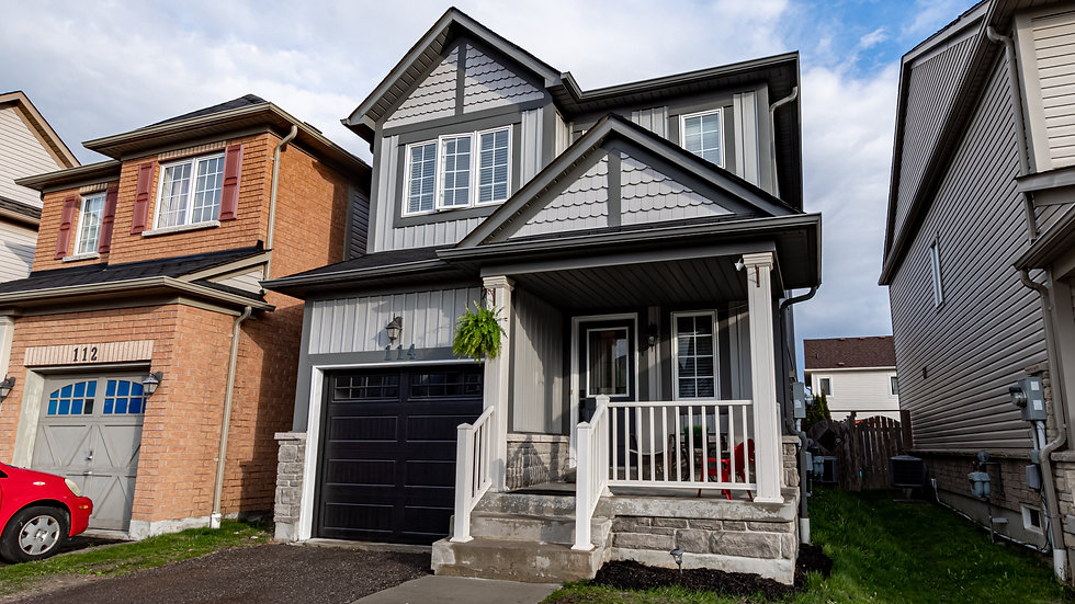 114 Bettina Place, Whitby, ON