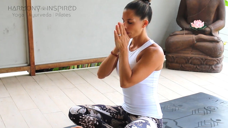 Online Yoga Classes by Harmony Inspired