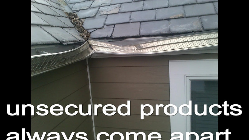 Leaking and Rotting Roof