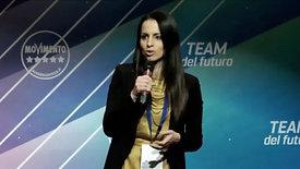 Enrica Sabatini presentazione Team del Futuro - 30 gennaio 2020