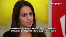 Fanpage.it - Enrica Sabatini Con Rousseau mettiamo lintelli