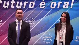 Luigi di Maio presenta Enrica Sabatini come facilitatore nazionale coordinamento e affari interni - 15 dicembre 2019