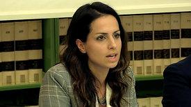 Enrica Sabatini (Rousseau) Convegno Educazione Digitale - Senato (Roma)