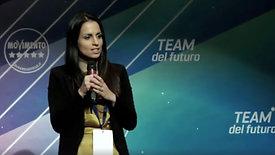 Enrica Sabatini  Presentazione Team del Futuro - Roma 22 gennaio 2020