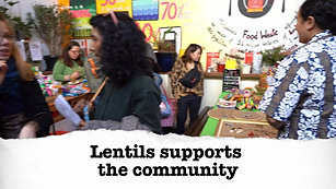 Lentils as Anything