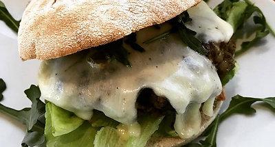 Pausenbox24. Easy Burger Konzept.