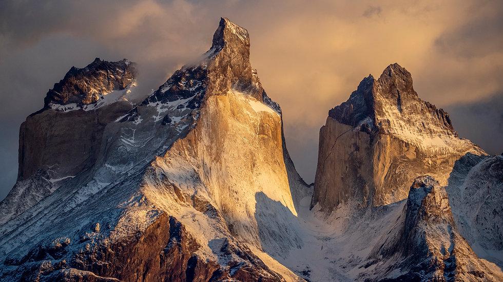 Kuuma, Kylmä Chile