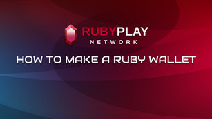 1. Create a Ruby Wallet