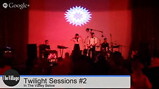 In The Valley Below - The Twilight Sessions Presented by The Crescent Hotel Beverly Hills at The Village Studios No 2