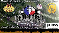 Chilifest 2018 - Singing & Lyrics