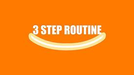 Listerine - 3 Steps
