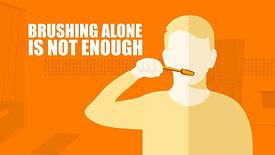 Listerine - Brushing Alone