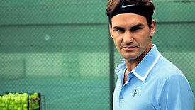Roger Federer - Mercedes Roadster