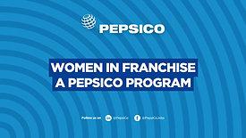 Pepsico - Women in Franchise