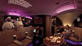 Etihad A380 Reimagined featuring Nicole Kidman