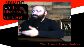Segment #8 - Jacob's Take On The Ukrainian Call Upset