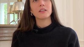 Interview Anna Waldberg