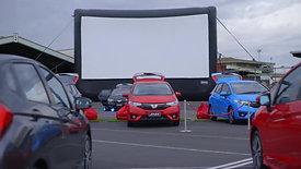 HONDA Mobile Movie Drive-In