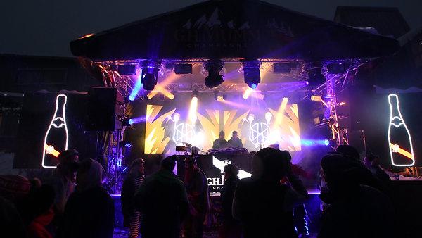 LED Screen - Thredbo Mumm