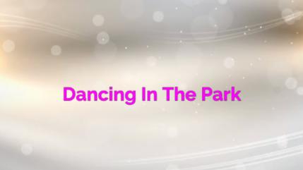 2021 Recital - Dancing In The park