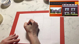 Learn How to Draw the Castle
