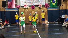 Samba Dance: Brazil