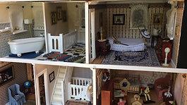 Take a Dollhouse Tour