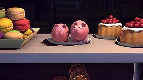 Pattes d'amande [short film by Sandrine Gimenez]