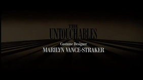 The Untouchables [Opening Screen] Re musicalisation