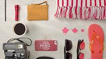 McCafe - Canada Day Reverse Coffee Instagram