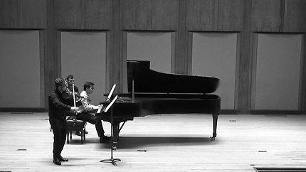 Franck Sonata Preview
