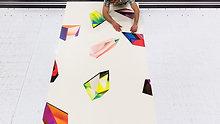 Designtex Stories: Artist as Printer