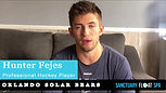 Hunter Fejes, Pro Hockey Player | Testimonial