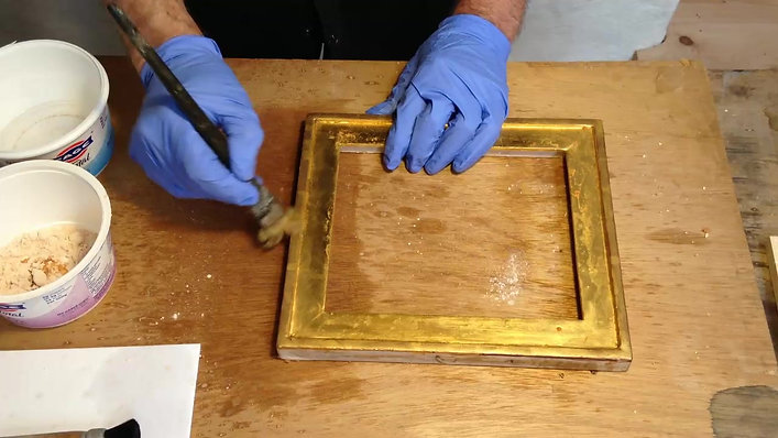 Gilding and Finishing Course Part 6