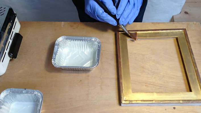 Gilding and Finishing Course Part 7
