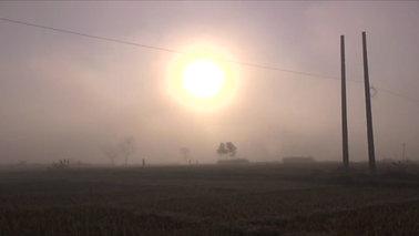 Dawn in Kathmandu