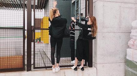 Ania Haie Hong Kong BTS 2019