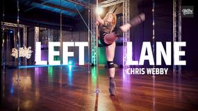 LEFT LANE Tutorial - Advanced Heels | Amy Hazel