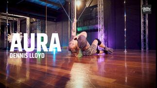 AURA Tutorial - Int/Advanced Heels | Amy Hazel
