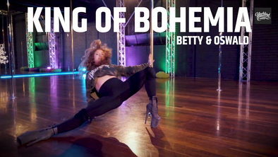 KING OF BOHEMIA Tutorial - Advanced Heels | Amy Hazel