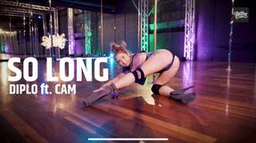 SO LONG Tutorial - Beginner Heels | Amy Hazel