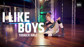 I LIKE BOYS Tutorial - Advanced Heels | Amy Hazel