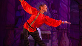 "Tuzer Ballet's ""The Nutcracker""--Russian Zoom"
