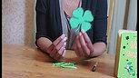 Miss Nekesha Celebrates St. Patrick's Day