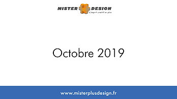 Réalisations Octobre 2019