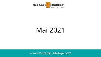 Réalisations Mai 2021