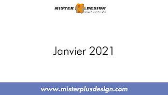 Réalisations Janvier 2021