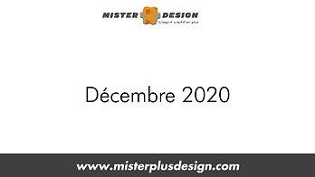 Réalisations Décembre 2020