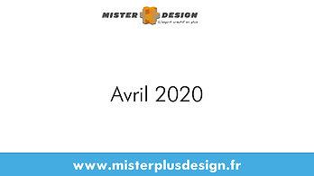 Réalisations avril 2020