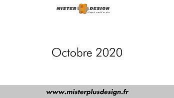 Réalisations Octobre 2020